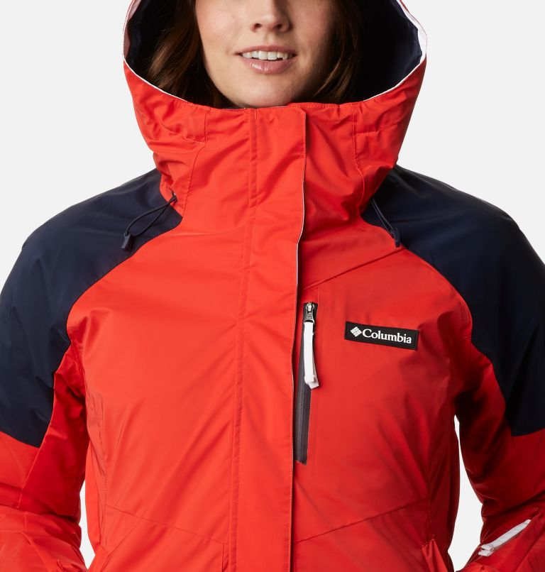 Women's Tracked Out Interchange Ski Jacket Women's Tracked Out Interchange Ski Jacket, a2