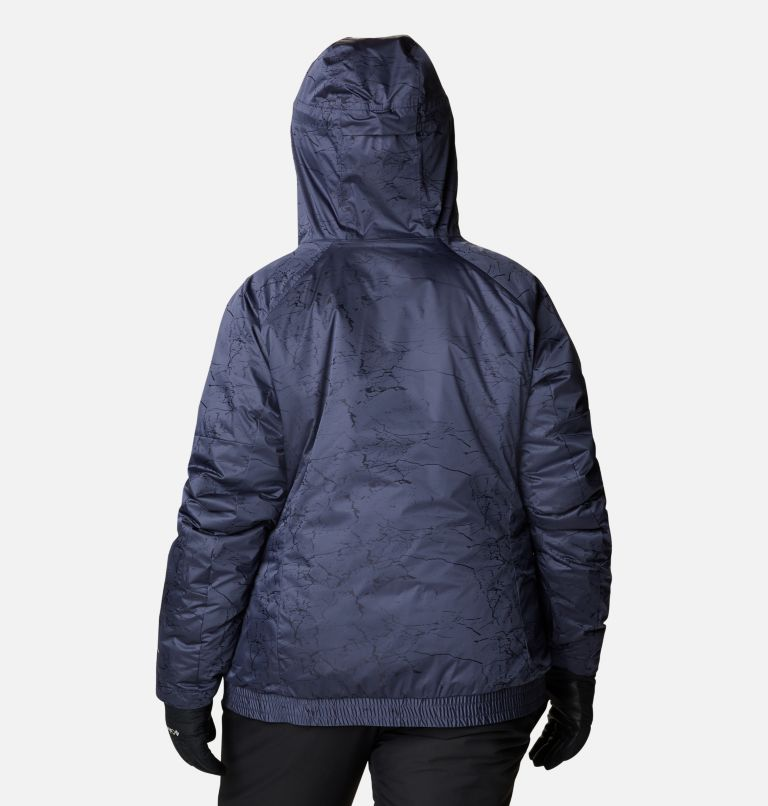 Women's Tracked Out™ Interchange Jacket - Plus Size Women's Tracked Out™ Interchange Jacket - Plus Size, back