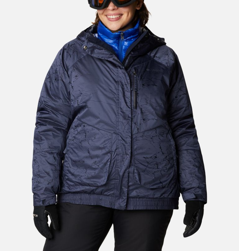 Manteau Interchange Tracked Out™ pour femme - Grandes tailles Manteau Interchange Tracked Out™ pour femme - Grandes tailles, front