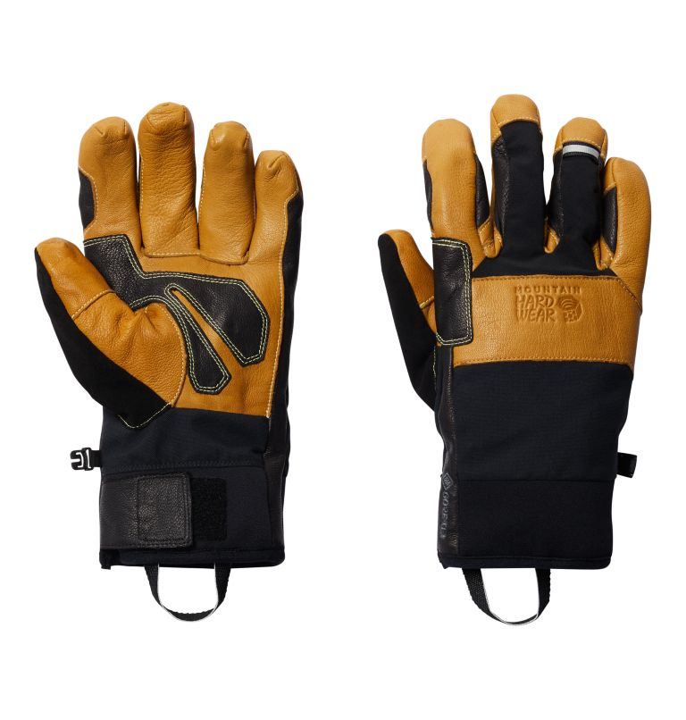 Exposure™ Light Gore-Tex® Glove | 010 | S Exposure™ Light Gore-Tex® Glove, Black, front