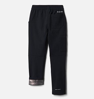 Boys' Tech Trek™ Warm Pants Tech Trek™ Warm Pant | 023 | XL, Black, back