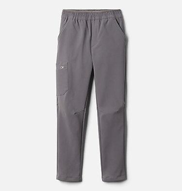Boys' Tech Trek™ Warm Pants Tech Trek™ Warm Pant | 023 | XL, City Grey, front
