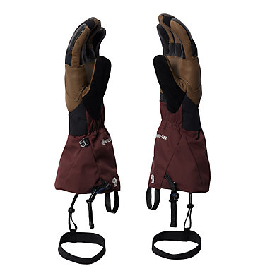 Women's High Exposure™ Women's Gore-Tex® Glove High Exposure™ Women's Gore-Tex® Glove | 629 | L, Washed Raisin, a1