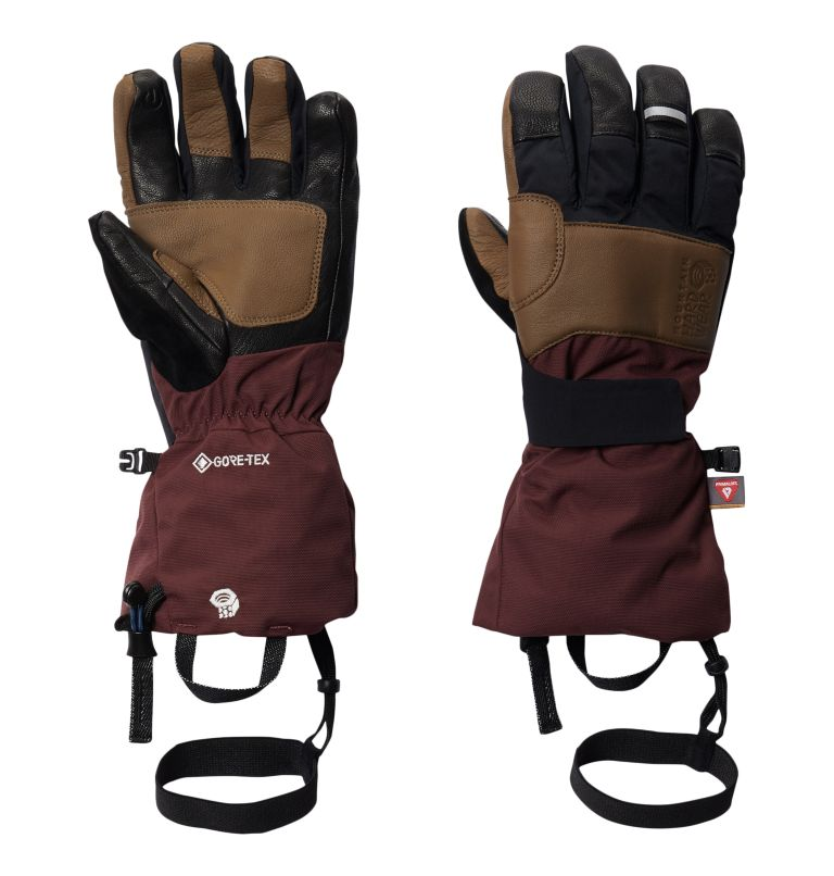 High Exposure™ Women's Gore-Tex® Glove | 629 | M Women's High Exposure™ Women's Gore-Tex® Glove, Washed Raisin, front