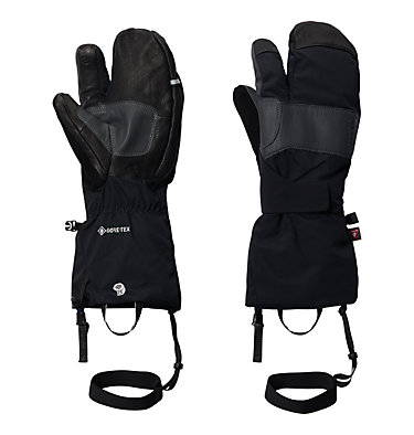 High Exposure™ Gore-Tex® Split Mitt High Exposure™ Gore-Tex® Split Mitt | 010 | L, Black, front