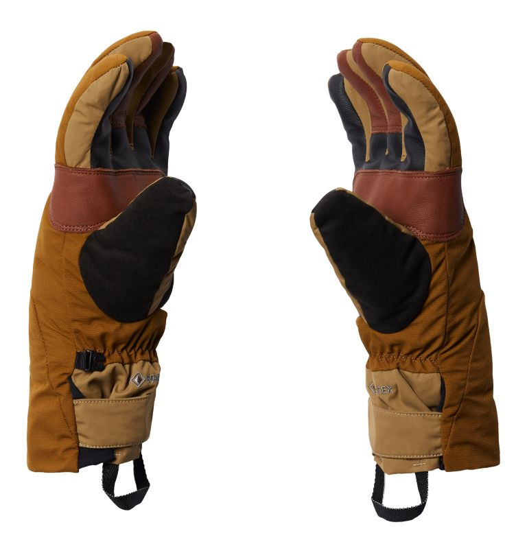 Cloud Bank™ Men's Gore-Tex® Glove | 233 | M Men's Cloud Bank™ Men's Gore-Tex® Glove, Golden Brown, a1