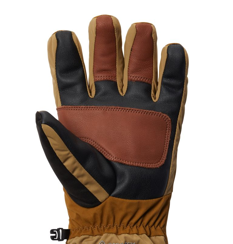 Cloud Bank™ Men's Gore-Tex® Glove | 233 | S Men's Cloud Bank™ Men's Gore-Tex® Glove, Golden Brown, a2