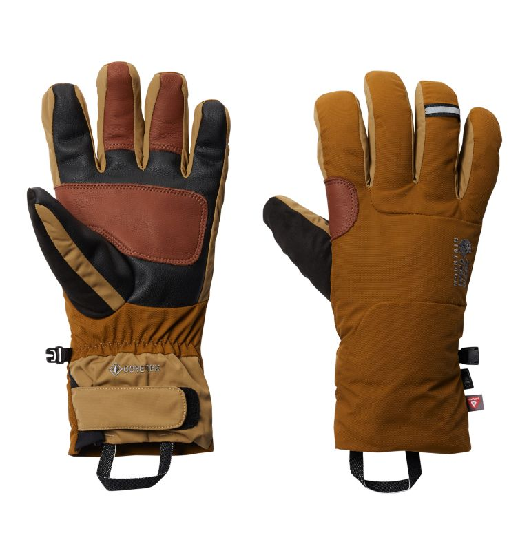 Cloud Bank™ Men's Gore-Tex® Glove | 233 | S Men's Cloud Bank™ Men's Gore-Tex® Glove, Golden Brown, front