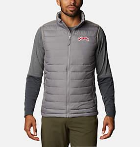 Men's Collegiate Powder Lite™ Vest - Washington State