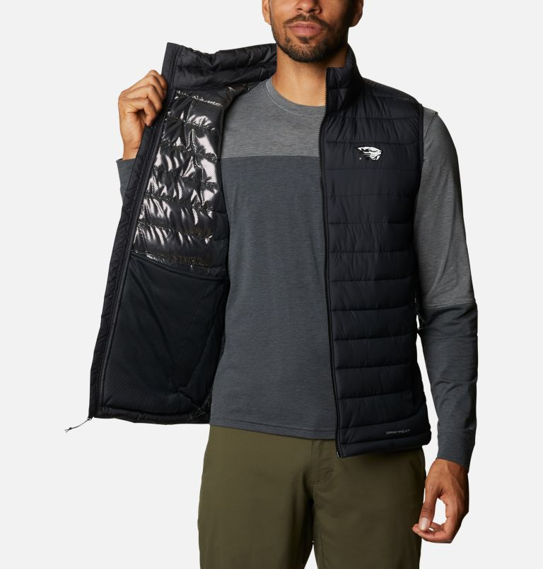 Men's Collegiate Powder Lite™ Vest - Oregon State Men's Collegiate Powder Lite™ Vest - Oregon State, a3