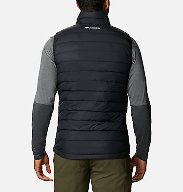 Men's Collegiate Powder Lite™ Vest - Oregon State CLG Powder Lite™ Vest | 015 | M, OSU - Black, back