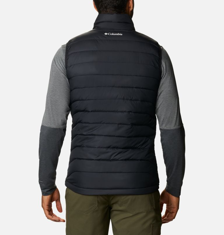 Men's Collegiate Powder Lite™ Vest - Oregon State Men's Collegiate Powder Lite™ Vest - Oregon State, back
