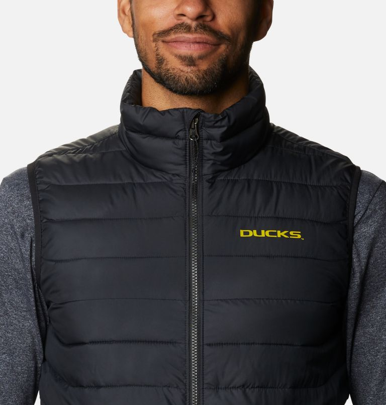 Men's Collegiate Powder Lite™ Vest - Oregon Men's Collegiate Powder Lite™ Vest - Oregon, a2