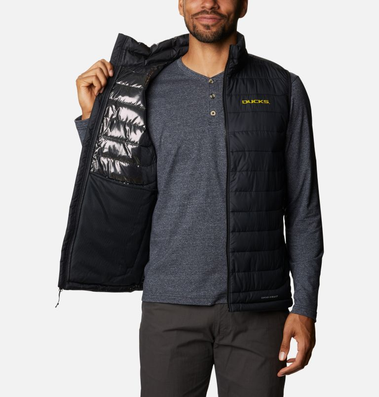 Men's Collegiate Powder Lite™ Vest - Oregon Men's Collegiate Powder Lite™ Vest - Oregon, a3