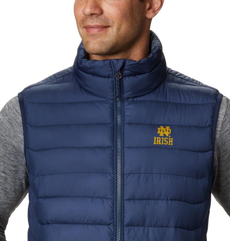 Men's Collegiate Powder Lite™ Vest - Notre Dame Men's Collegiate Powder Lite™ Vest - Notre Dame, a2