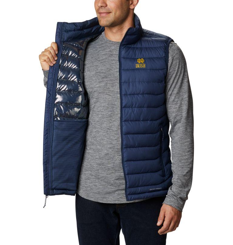 Men's Collegiate Powder Lite™ Vest - Notre Dame Men's Collegiate Powder Lite™ Vest - Notre Dame, a3