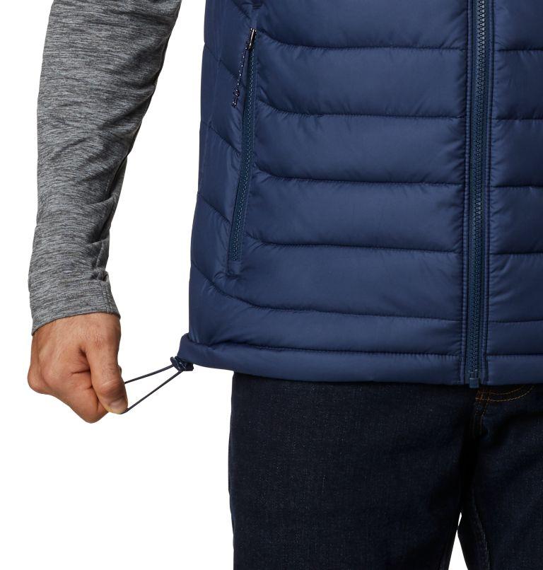 Men's Collegiate Powder Lite™ Vest - Notre Dame Men's Collegiate Powder Lite™ Vest - Notre Dame, a4