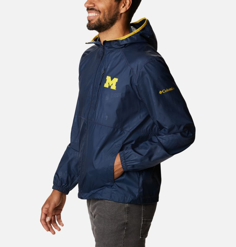 Men's Collegiate Flash Forward™ Jacket - Michigan Men's Collegiate Flash Forward™ Jacket - Michigan, a1
