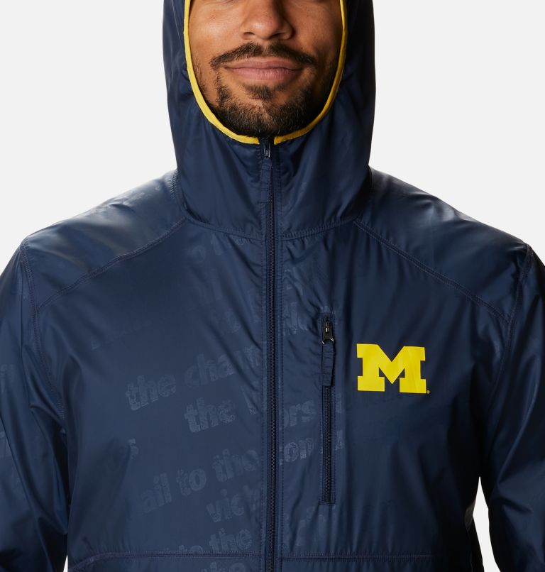 Men's Collegiate Flash Forward™ Jacket - Michigan Men's Collegiate Flash Forward™ Jacket - Michigan, a2