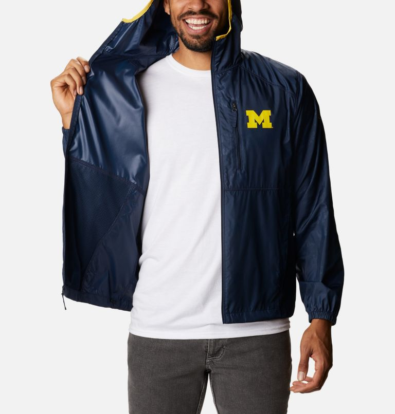 Men's Collegiate Flash Forward™ Jacket - Michigan Men's Collegiate Flash Forward™ Jacket - Michigan, a3