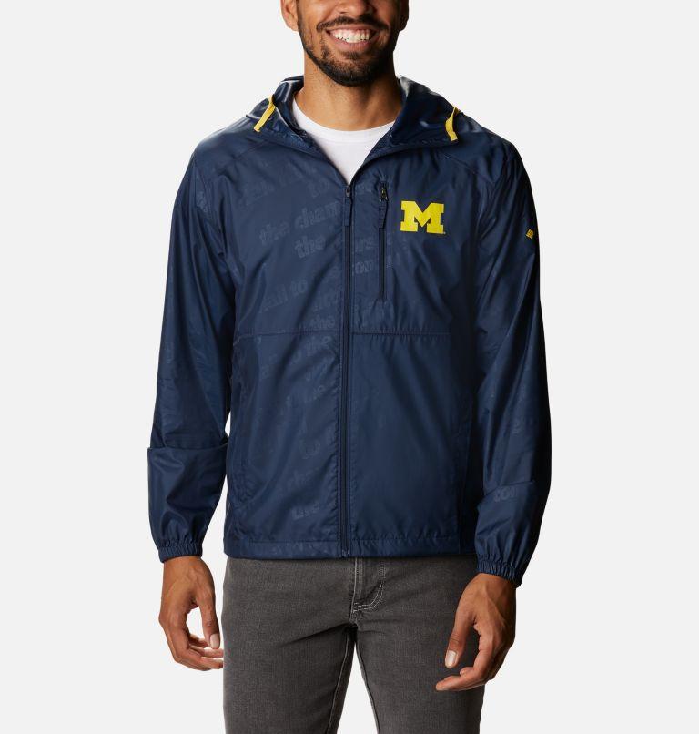 Men's Collegiate Flash Forward™ Jacket - Michigan Men's Collegiate Flash Forward™ Jacket - Michigan, front