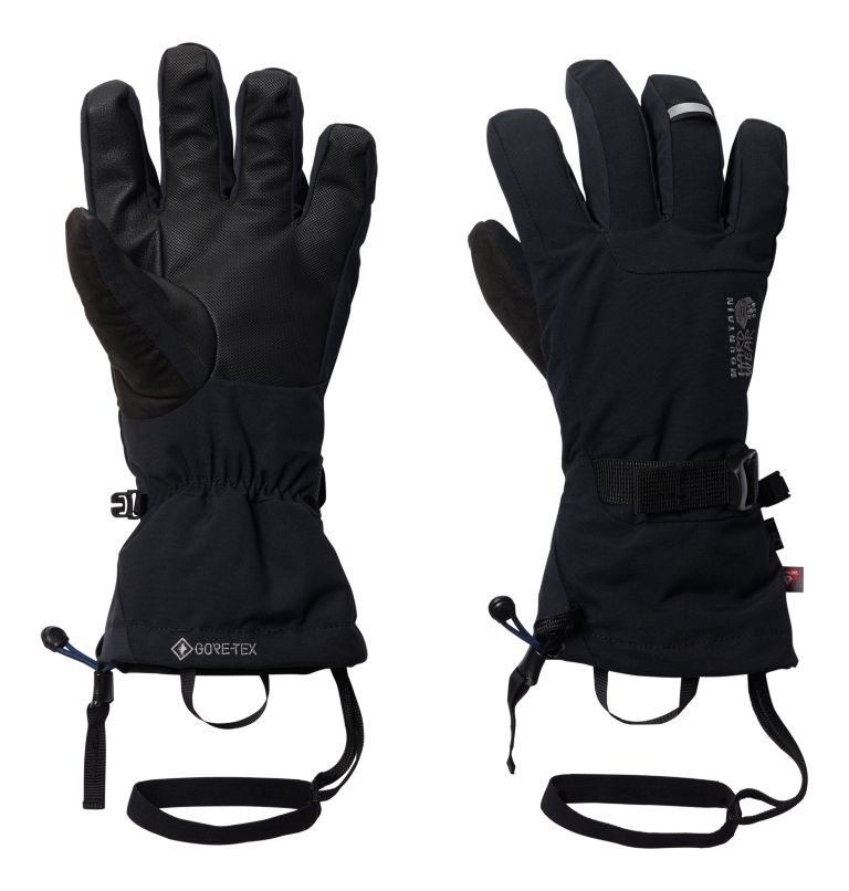 FireFall/2™ Women's Gore-Tex® Glove | 010 | M Women's FireFall/2™ Women's Gore-Tex® Glove, Black, front