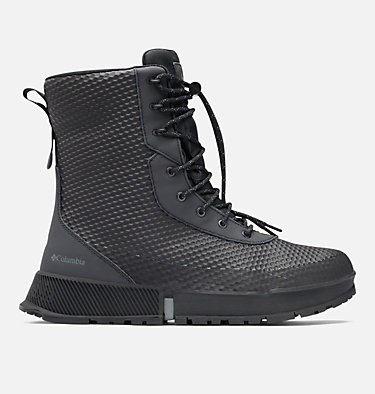 Men's Hyper-Boreal Omni-Heat Tall Boot HYPER-BOREAL™ OMNI-HEAT™ TALL | 286 | 10, Black, Ti Grey Steel, front
