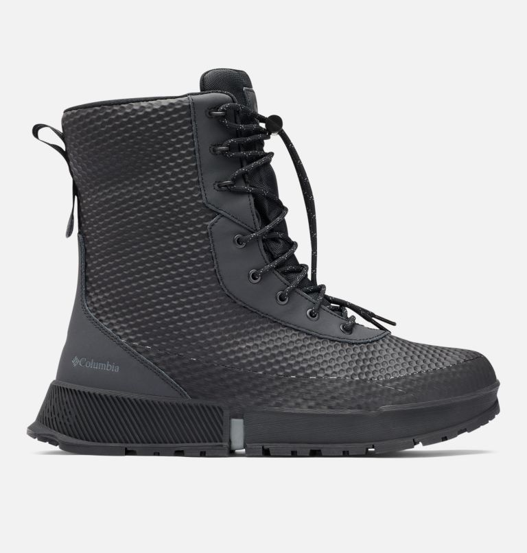 HYPER-BOREAL™ OMNI-HEAT™ TALL | 010 | 12 Stivali alti Hyper-Boreal Omni-Heat da uomo, Black, Ti Grey Steel, front
