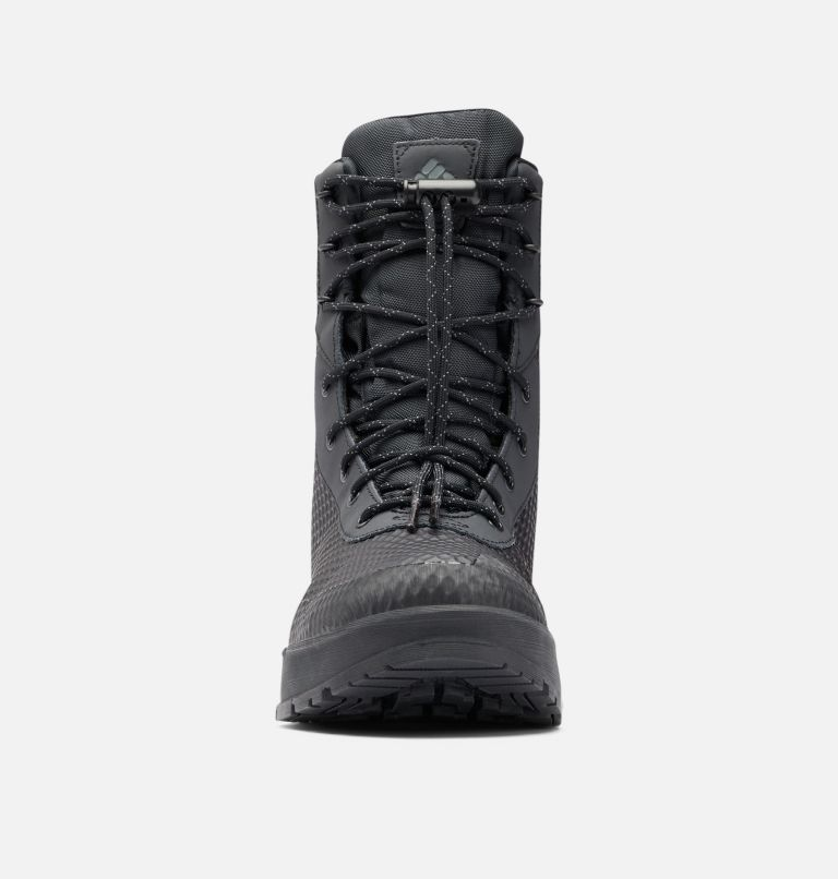 HYPER-BOREAL™ OMNI-HEAT™ TALL | 010 | 9 Stivali alti Hyper-Boreal Omni-Heat da uomo, Black, Ti Grey Steel, toe