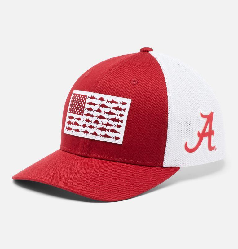 PFG Mesh™ Fish Flag Ball Cap - Alabama PFG Mesh™ Fish Flag Ball Cap - Alabama, front