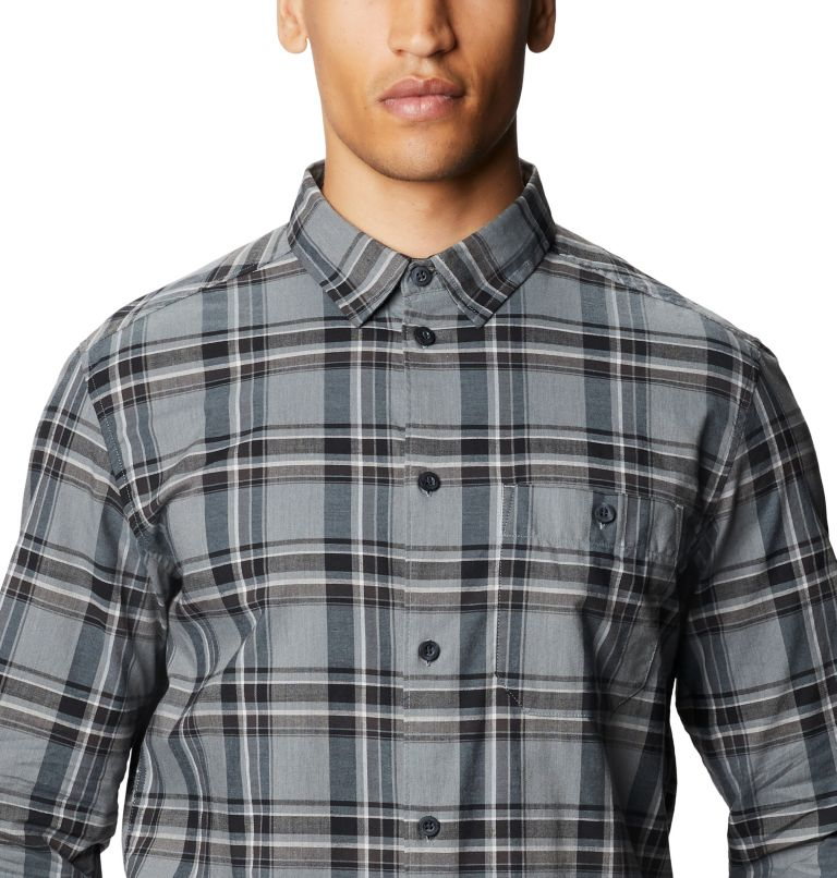 Big Cottonwood™ Long Sleeve Shirt | 054 | M Men's Big Cottonwood™ Long Sleeve Shirt, Light Storm, a2