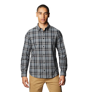 Men's Big Cottonwood™ Long Sleeve Shirt Big Cottonwood™ Long Sleeve Shirt | 333 | L, Light Storm, front
