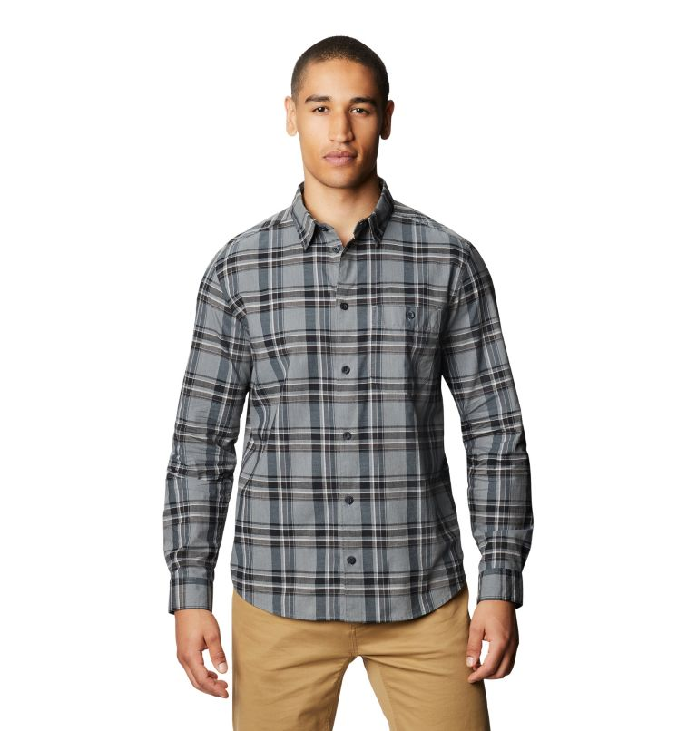 Big Cottonwood™ Long Sleeve Shirt | 054 | M Men's Big Cottonwood™ Long Sleeve Shirt, Light Storm, front