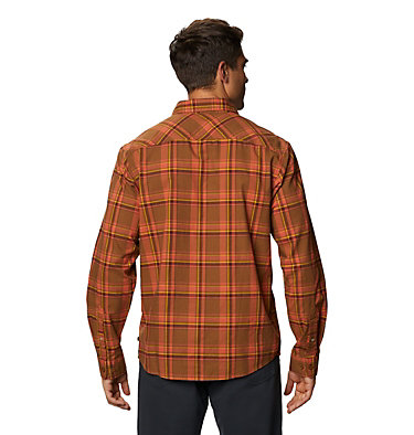 Men's Big Cottonwood™ Long Sleeve Shirt Big Cottonwood™ Long Sleeve Shirt | 333 | L, Golden Brown, back