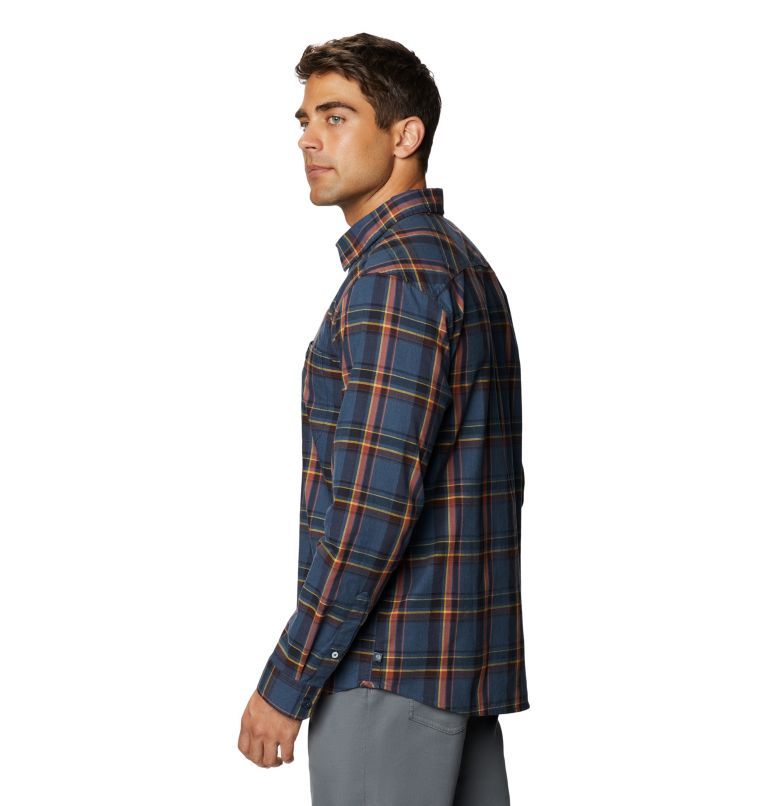 Big Cottonwood™ Long Sleeve Shirt | 492 | M Men's Big Cottonwood™ Long Sleeve Shirt, Zinc, a1