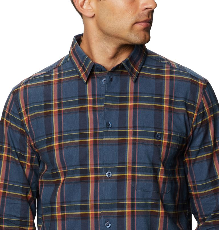 Big Cottonwood™ Long Sleeve Shirt | 492 | M Men's Big Cottonwood™ Long Sleeve Shirt, Zinc, a2
