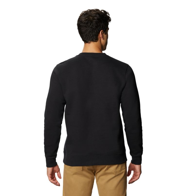 Men's Classic MHW Logo™ Crew Neck Sweatshirt Men's Classic MHW Logo™ Crew Neck Sweatshirt, back