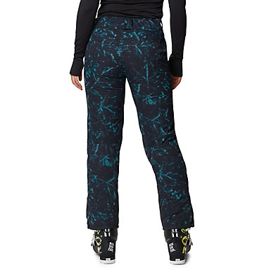 Women's FireFall/2™ Insulated Pant FireFall/2™ Insulated Pant | 006 | L, Dark Storm Glitch Print, back