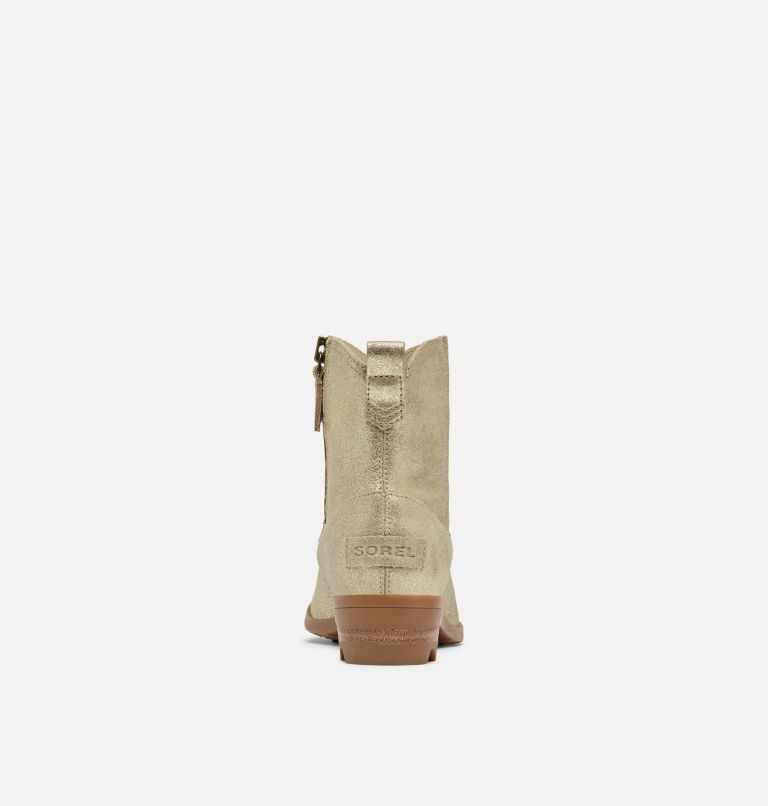 LOLLA™ II BOOTIE | 251 | 12 Women's Lolla™ II Bootie, Sandy Tan, back