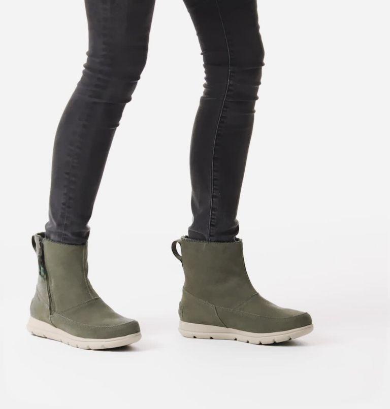 Women's Sorel™ Explorer Zip Boot Women's Sorel™ Explorer Zip Boot, video