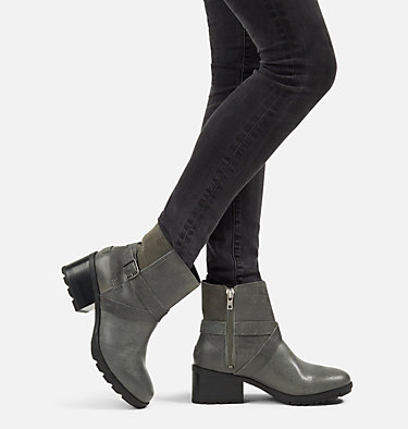 Women's Cate™ Buckle Bootie CATE™ BUCKLE | 205 | 10, Quarry, video