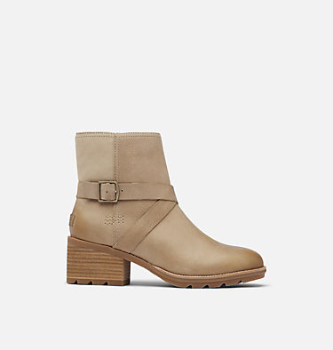 Women's Cate™ Buckle Bootie CATE™ BUCKLE | 010 | 10, Sandy Tan, front