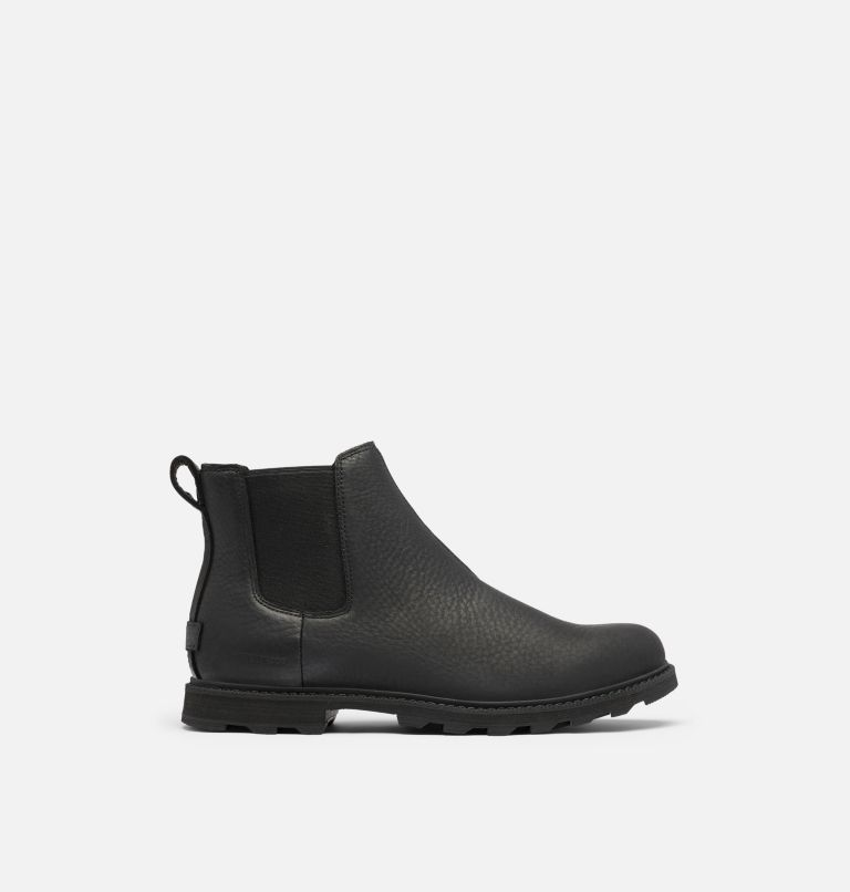 MADSON™ II CHELSEA WP | 010 | 10 Men's Madson™ II Chelsea Boot, Black, front