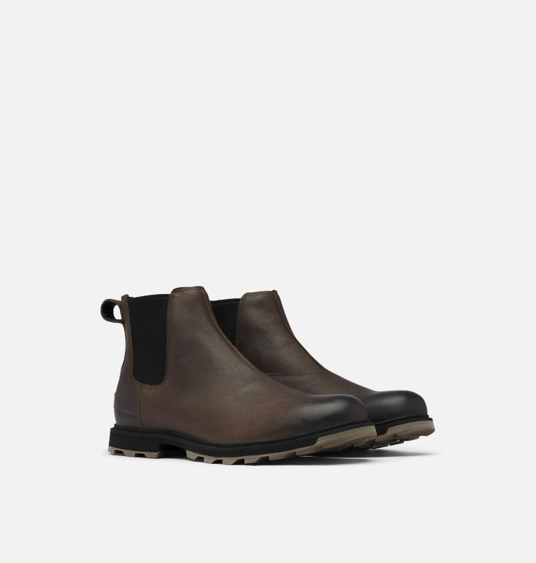 MADSON™ II CHELSEA WP | 245 | 11.5 Men's Madson™ II Chelsea Waterproof Boot, Major, 3/4 front
