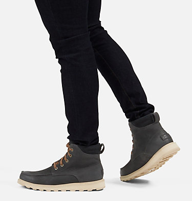 Men's Madson™ II Moc Toe Boot MADSON™ II MOC TOE WP | 256 | 10, Coal, video