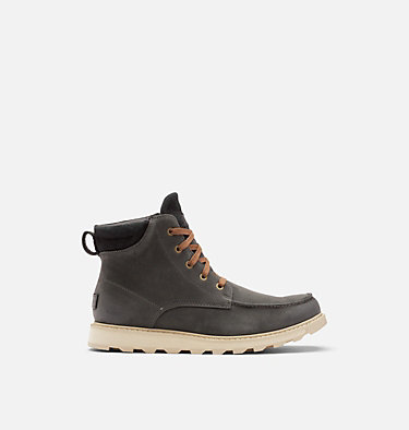 Men's Madson™ II Moc Toe Boot MADSON™ II MOC TOE WP | 256 | 10, Coal, front