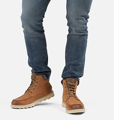 Chaussure imperméable Madson™ II Moc Toe homme MADSON™ II MOC TOE WP | 256 | 10, Velvet Tan, video