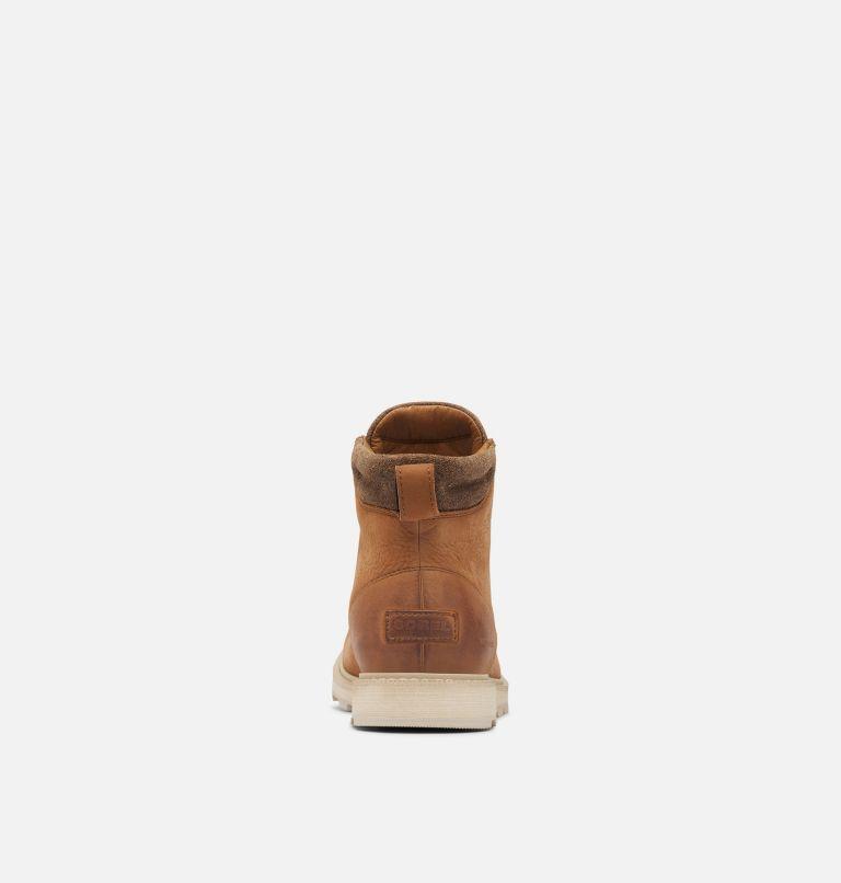 MADSON™ II MOC TOE WP | 242 | 7.5 Men's Madson™ II Moc Toe Boot, Velvet Tan, back