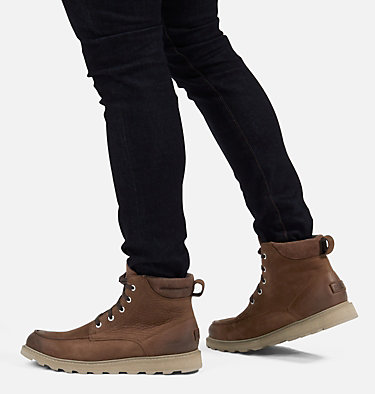 Men's Madson™ II Moc Toe Waterproof Boot MADSON™ II MOC TOE WP | 256 | 10, Tobacco, video
