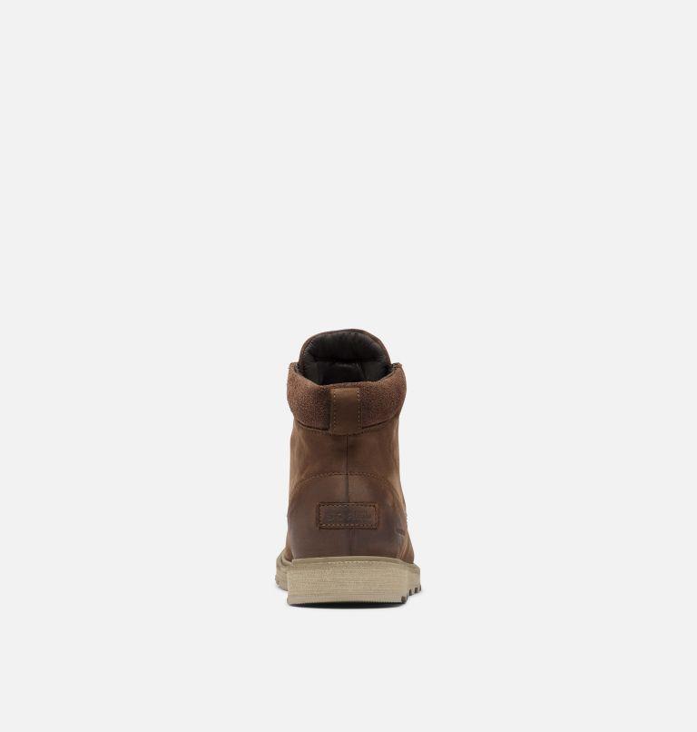 MADSON™ II MOC TOE WP | 256 | 13 Men's Madson™ II Moc Toe Boot, Tobacco, back